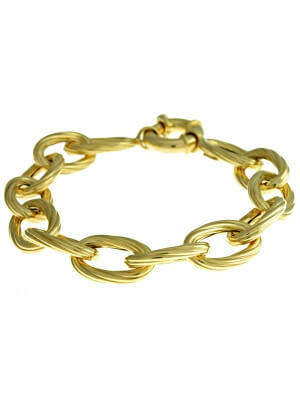 14KY Yellow Links 12.5mm