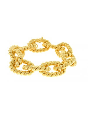 14KT Yellow Large Links 20mm
