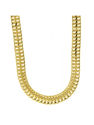 14KT Yellow Link Necklace