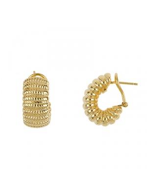 18KT Earrings