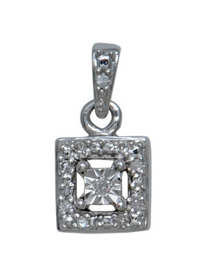 .03 CT FASHION PENDANT